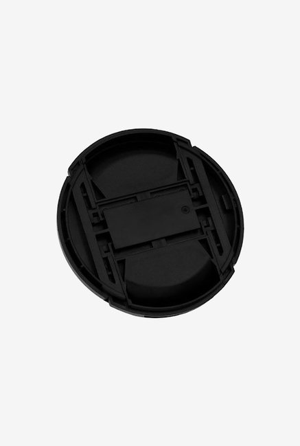 Fotodiox 82Mm Inner Pinch Lens Cap with Cap Keeper (Black)