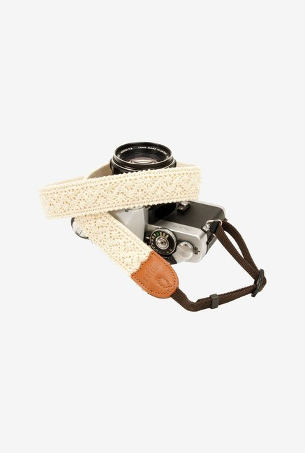Zeffiro LAS30-13-0001 Camera Neck Shoulder Strap (Ivory)