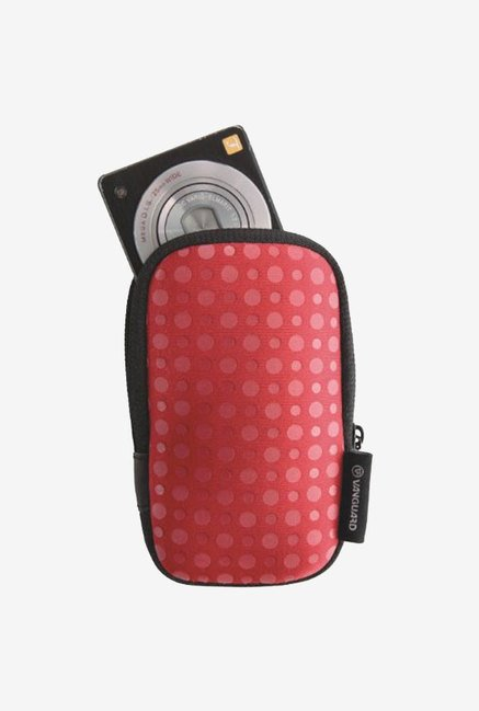 Vanguard Malmo 6C Camera Pouch (Red)