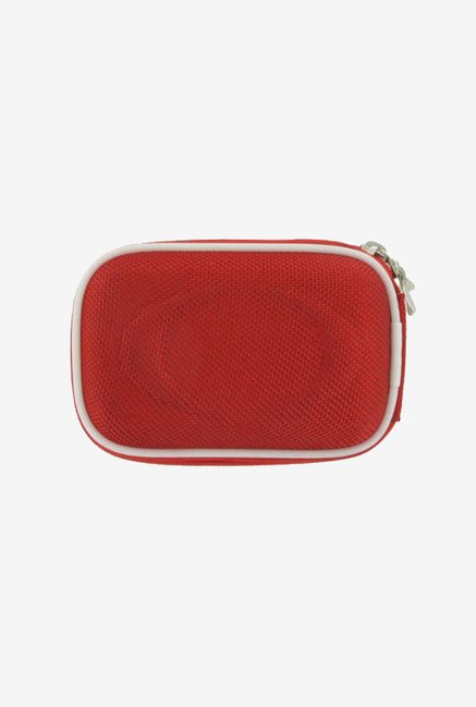 Young Micro Nylon Hard Shell Case for Nikon (Red)