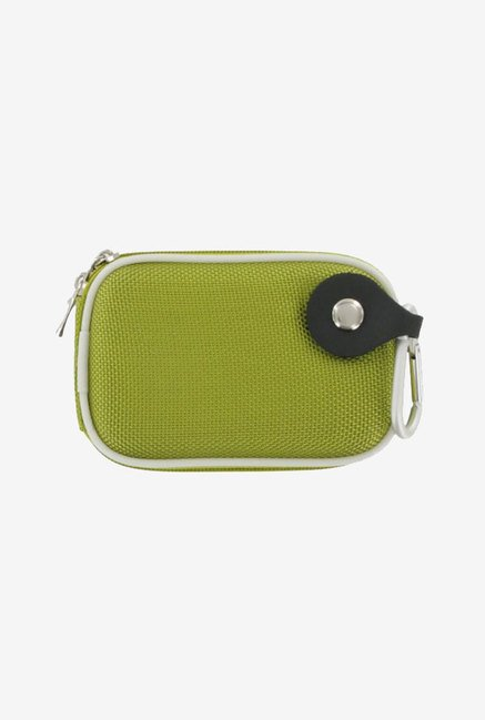 Young Micro Nylon Hard Shell Case for Olympus (Green)