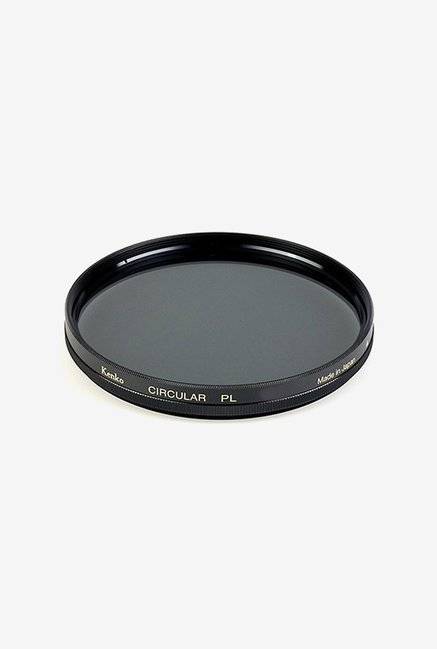 Kenko 62mm Standard Coated Circular Polarizer Filter (Black)