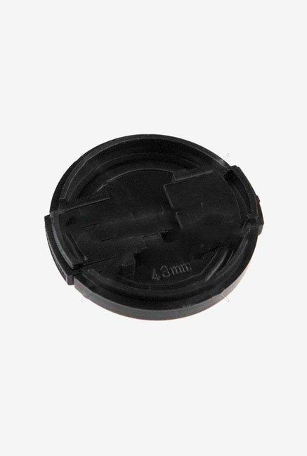 Fotodiox 34mm Snap-On Lens Cap (Black)