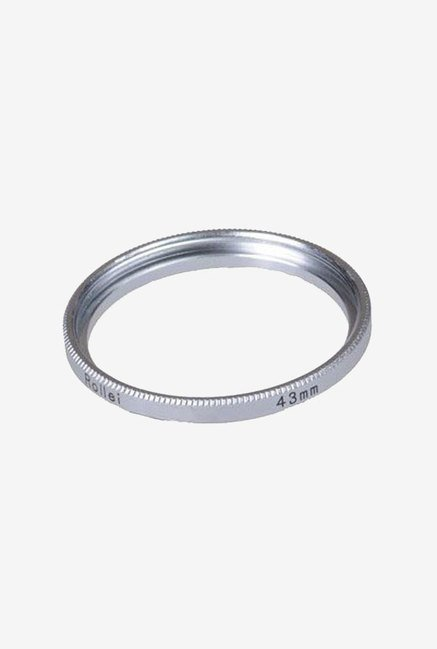 Fotodiox 43mm Step Ring Bay 3 Filter Adapter (Silver)
