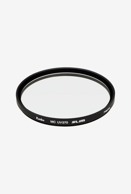 Kenko 67mm Smart UV 370 Multi-Coated Filter (Black)