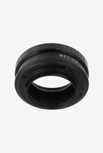 Fotodiox M42-NX-P-V2 Lens Mount Adapter (Black)