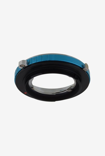 Fotodiox DKL-NIKON Lens Mount Adapter (Black/Blue)