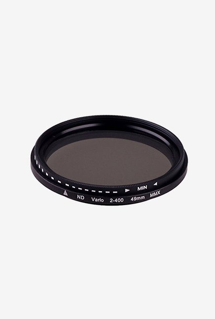 Neutral 49mm Neutral Density Filter (Black)