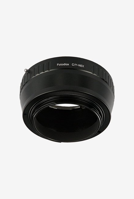 Fotodiox CY-NEX Lens Mount Adapter (Black/Silver)