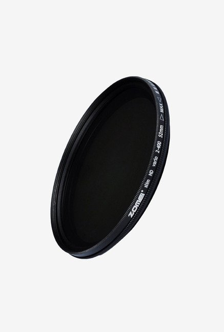 New View 52mm ND2-400 Neutral Density Filter (Black)