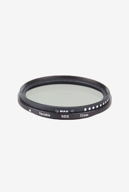 BestDealUSA Slim 52mm Fader Nd Filter (Black)