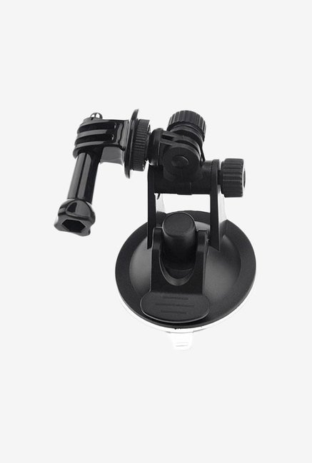 Eggsnow Car Suction Cup Adapter Window Glass Tripod (Black)