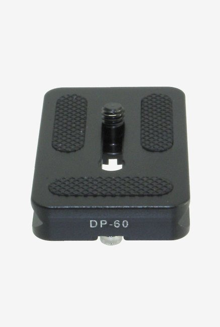 Desmond DP60 60mm QR Lens Plate (Black)
