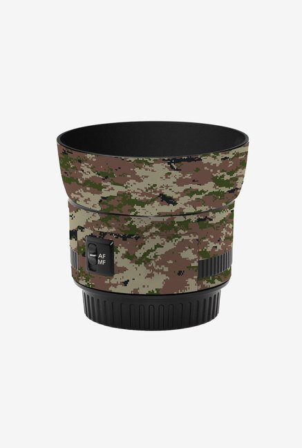 LensSkins C5018XX2CA Carbon Fibre for Canon 50mm Lens (Camo)