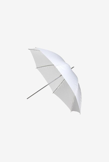 "Ephoto U43W 43"" Translucent Photo Studio Umbrella (White)"
