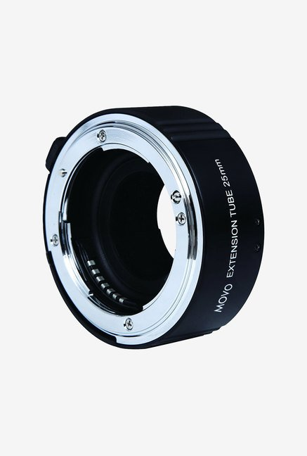 Movo EXT-N25 Photo AF 25mm Macro Extension Tube (Black)