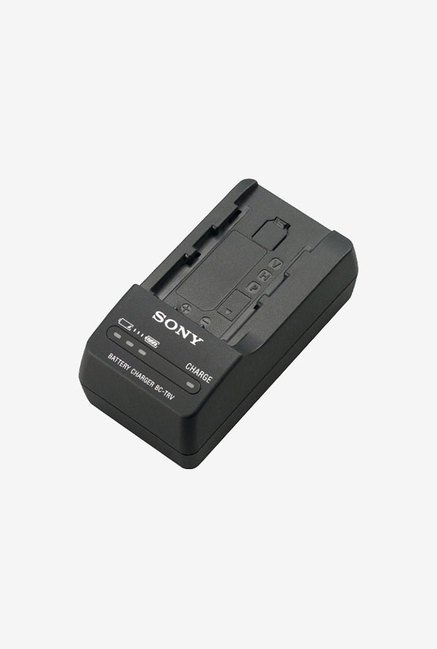 Sony Bctrv Travel Charger (Black)