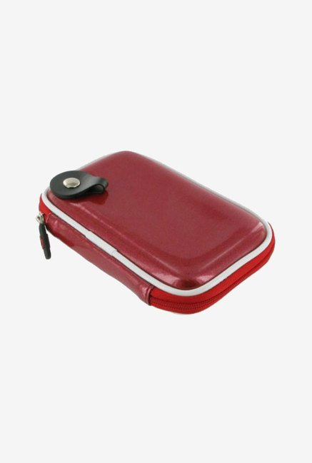 Young Micro Carrying Case for Sony MHS-PM5 (Candy Red)