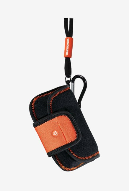 Vanguard Bahamas 6C Camera Pouch (Black/Orange)