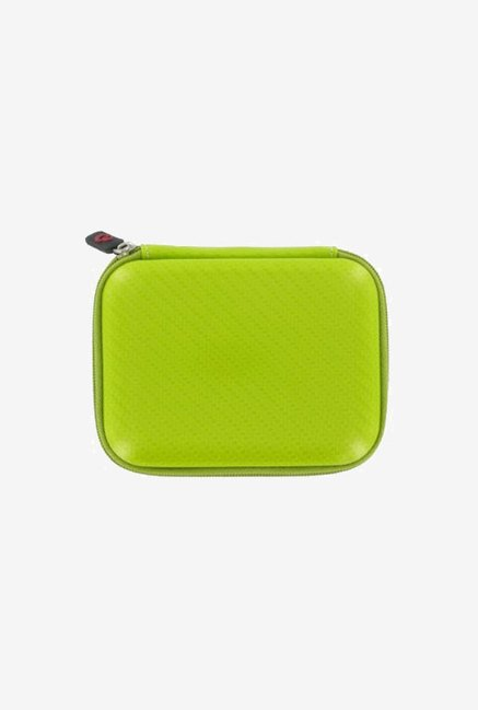 Young Micro Memory Foam Hard Shell Case for Olympus (Green)