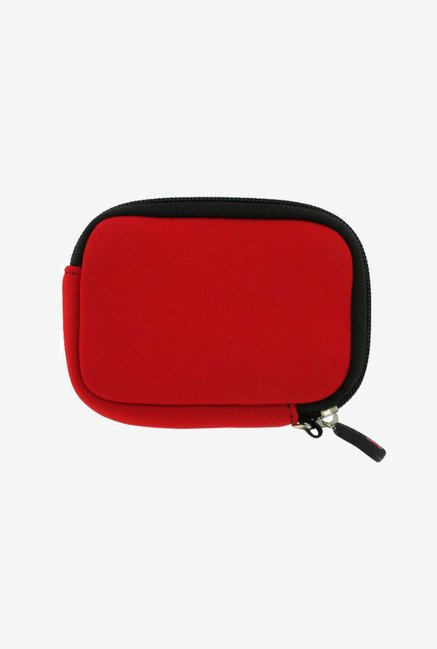 Young Micro Neoprene Sleeve Case for Samsung (Red)