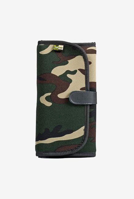 LensCoat Lcfp8Fg Filterpouch 8 (Forest Green Camo)
