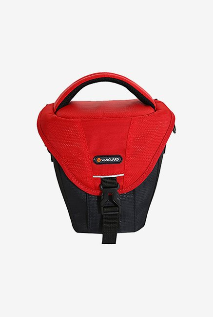 Vanguard BIIN II 14ZRD Camera Zoom Bag (Black/Red)