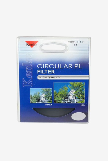 Kenko 40.5mm Standard Circular Polarizer Filter (Black)