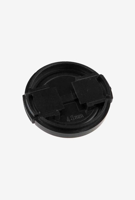 Fotodiox 40.5mm Snap-On Lens Cap (Black)