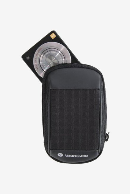 Vanguard CARDIFF 6A Camera Pouch (Black)