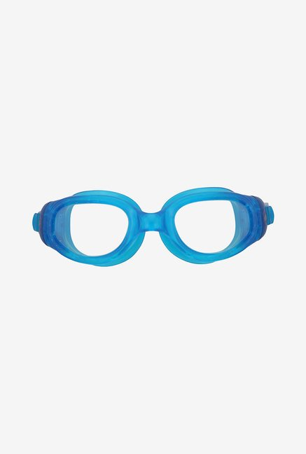 U.S. Divers Junior Medley Goggle with Clear Lens (Blue)