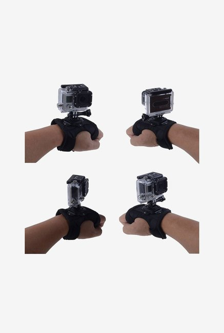 Neewer Large Size Wrist Strap Hand Mount for GoPro Cameras