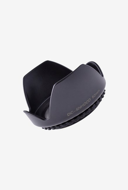 Neewer 52Mm Black Tulip Flower Lens Hood (Black)