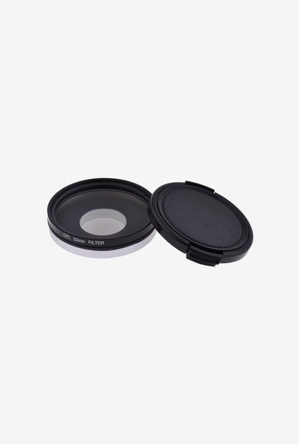 Neewer 52Mm CPL Filter Set For Gopro Hero 3/3+/4 (Silver)