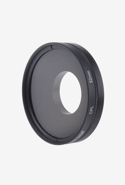 Neewer 52Mm CPL Lens Filter Set with Protecting Cap (Black)