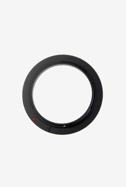 Neewer 52Mm Filter Lens Reverse Mount Adapter (Black)