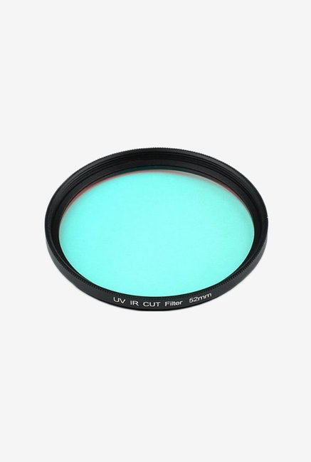 Neewer 52mm UV Cut Blocking Infra-Red Filter (Black)