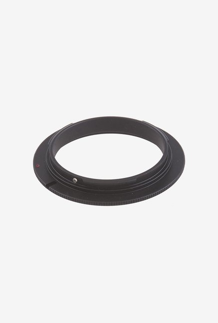 Neewer 55 mm Macro Reverse Ring Camera Mount Adapter (Black)