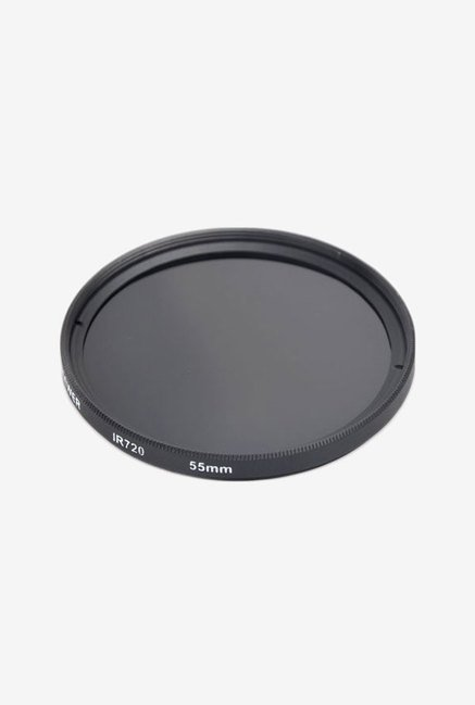 Neewer 55mm 720 Nm Infra-Red Filter (Black)