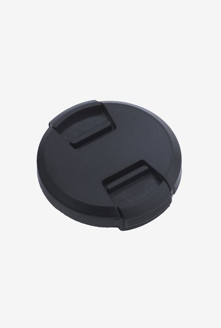 Neewer 40.5Mm Centre-Pinch Snap-On Lens Cap (Black)