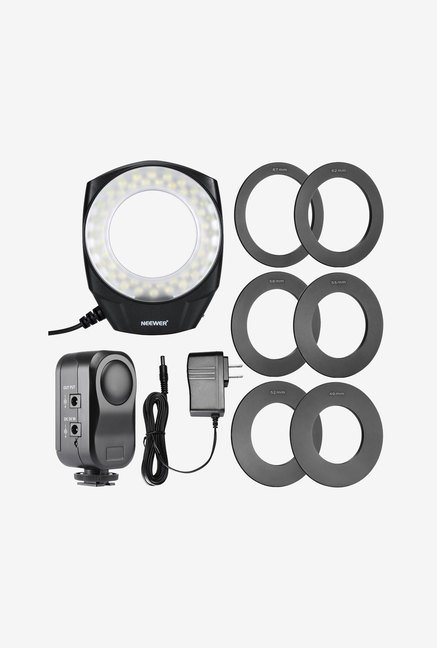 Neewer 10000052 Macro Ring Led Light (Black)