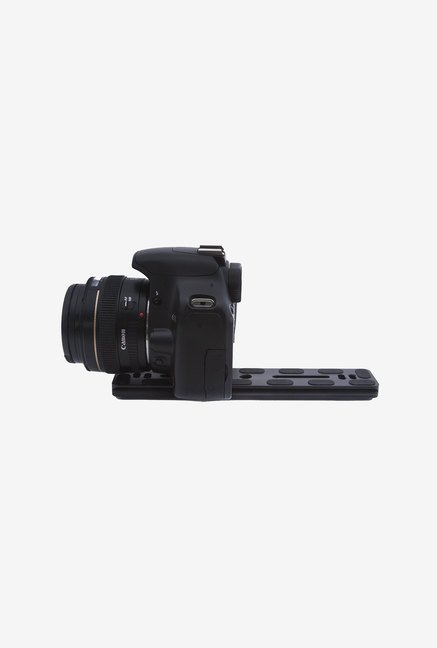 Neewer Quick Release Plate for Tripod Ballhead (Black)