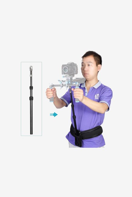 Neewer Retractable Waist Dslr Rig Support Rod And Belt