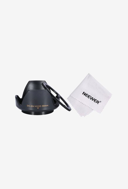 Neewer Screw-In Flower-Type Lens Hood