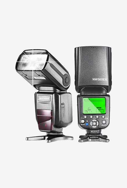 Neewer NW-565 EXC E-TTL Slave Speedlite with Flash Diffuser