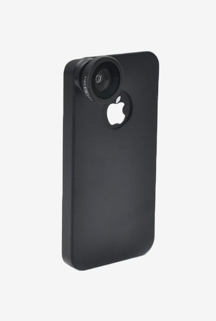 Neewer 3 in 1 Camera Lens Kit for Apple iPhone 4 4S (Black)