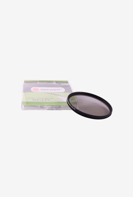 Neewer Super Slim 77Mm Multi-Coated Mc Cpl Filter