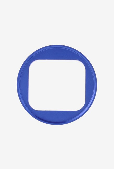 Neewer 58mm Blue Metal UV Lens Filter Adapter Ring