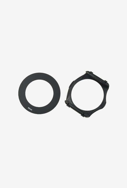 Neewer 58mm Lens Adapter Ring + 3-Slot Filter Holder