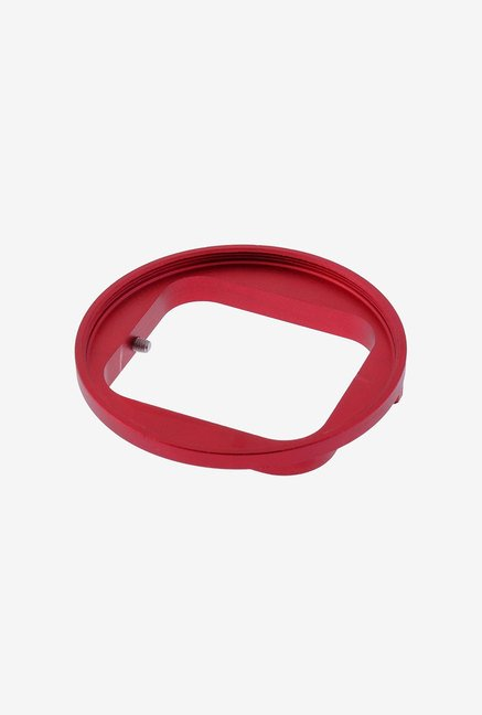 Neewer 58mm Red Metal UV Lens Filter Adapter Ring